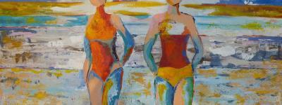 Peinture à l'acrylique de Fabienne